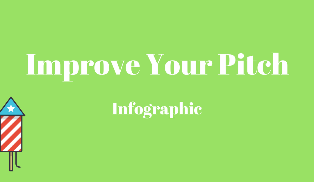 Improve Your Pitch With These 5 Quick Fixes [Infographic]