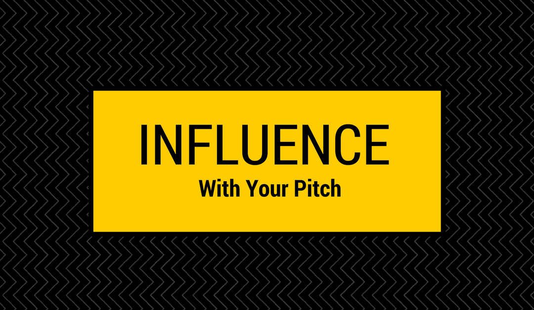6 Influencing Techniques You Should Use In Your Pitch