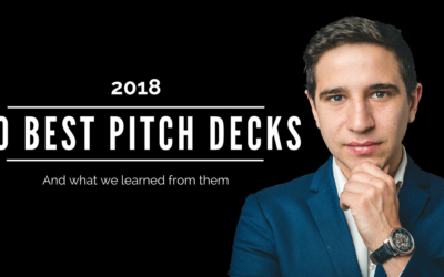 Top 40 Best Startup Pitch Decks Of 2018 Which You Should 'Steal' From
