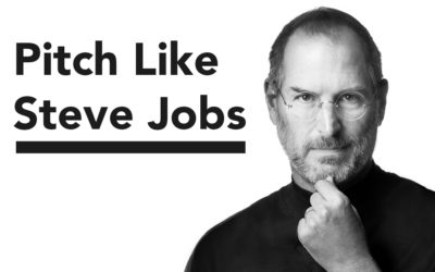 We Analyzed Steve Job's Iphone Pitch. Here Are The 8 Pitch Lessons We Learned