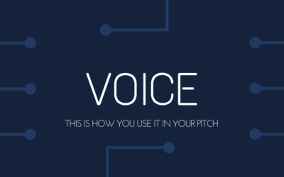This Is What You Should Know About Your Voice In A Pitch