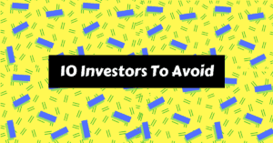 types of investors for startups