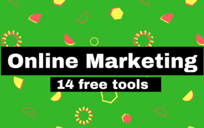 14 Free Online Marketing Tools Your Startup Should Try In 2017