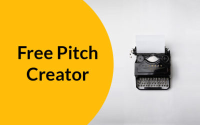 Free Pitch Creator Helps You To Create The Perfect Investor Pitch